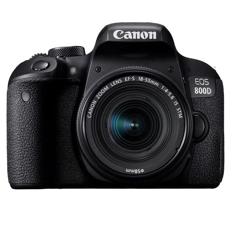 دوربین کانن Canon EOS 800D Kit 18-55mm f/4-5.6 IS STM