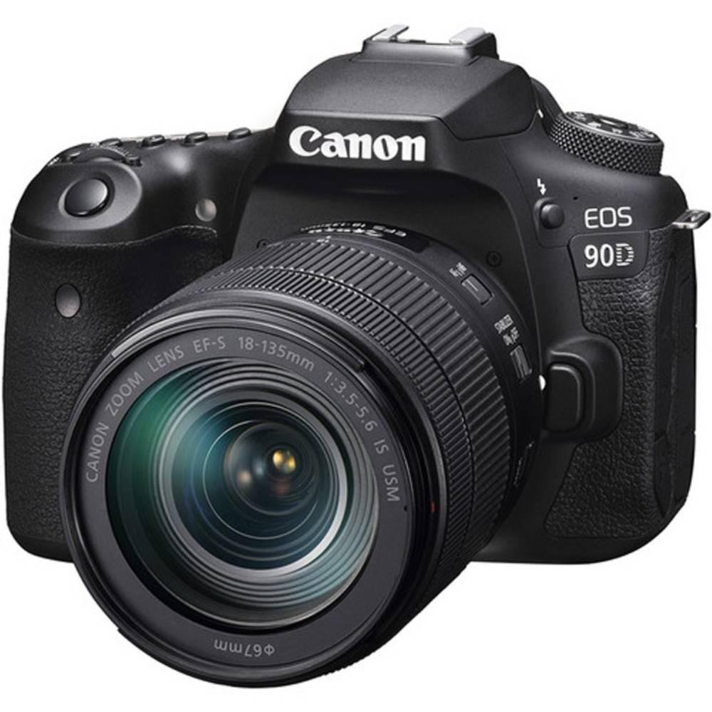 دوربین عکاسی کانن Canon EOS 90D DSLR kit EF-S 18-135mm IS USM