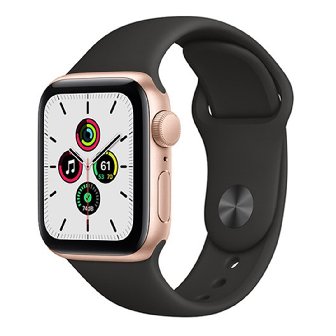 ساعت هوشمند Apple Watch SE Gold Aluminium Case 44mm With Sport Band