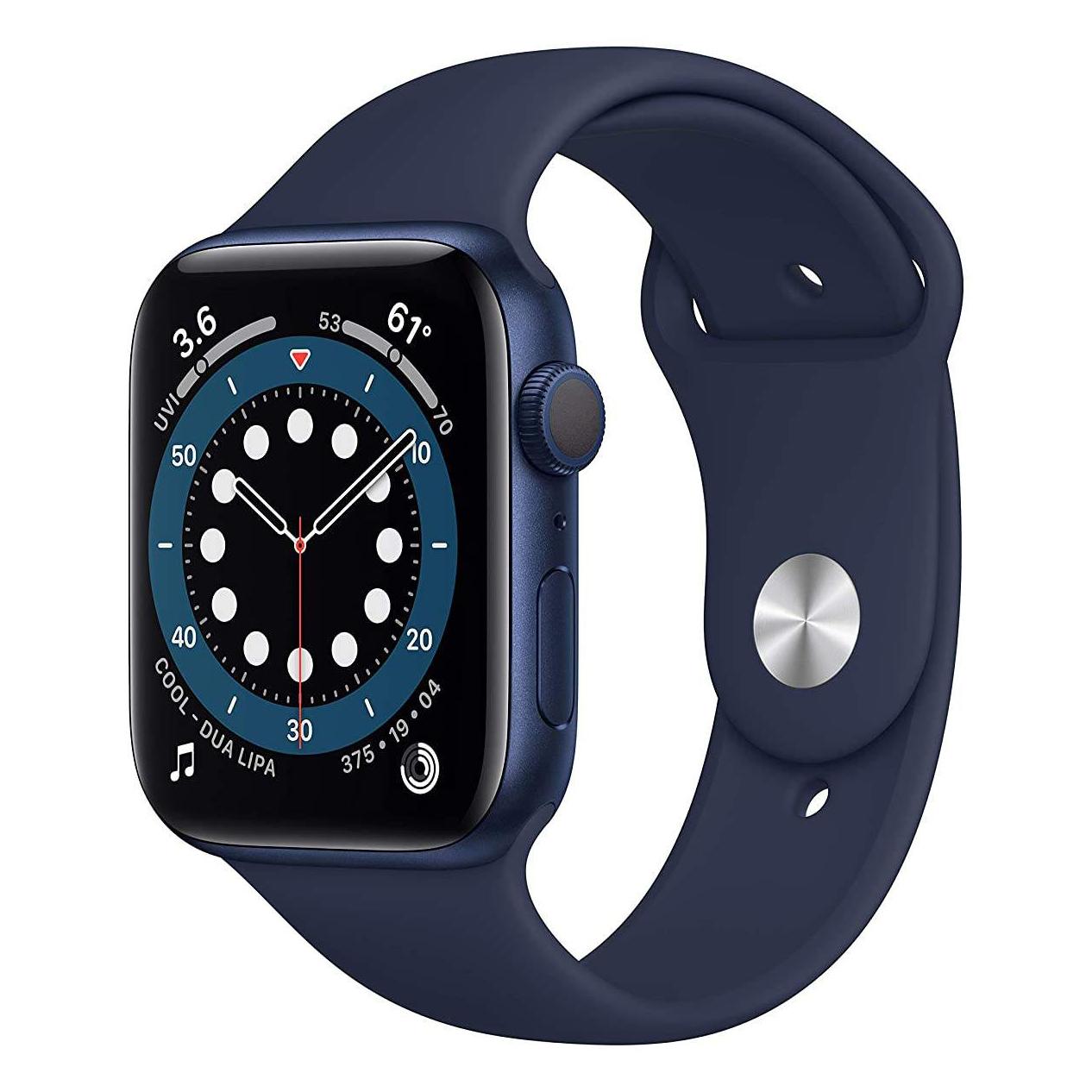 ساعت هوشمند اپل واچ سری 6 مدل Aluminium Case 40mm