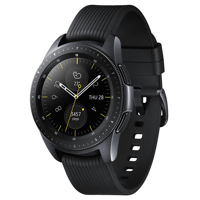 ساعت هوشمند سامسونگ مدل Galaxy Watch SM-R810 Midnight Black