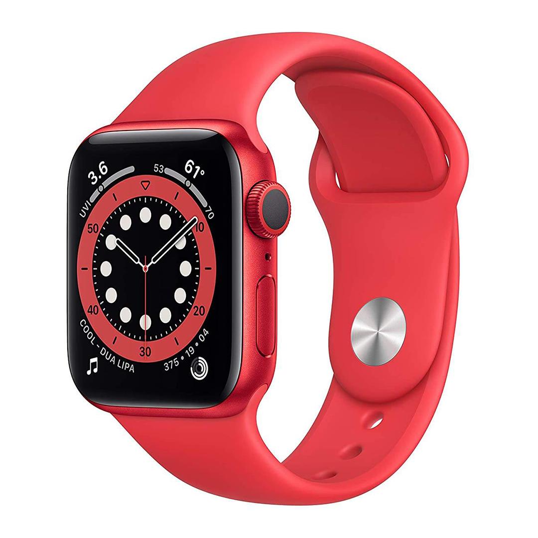 ساعت هوشمند اپل واچ سری 6 مدل Aluminium Case 44mm