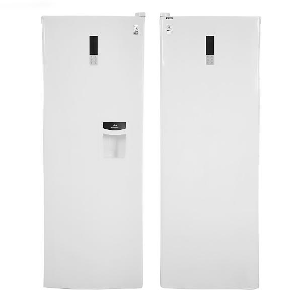 یخچال و فریزر دوقلو پارس مدل بوران PRN17632EW/W - PFN16634EW