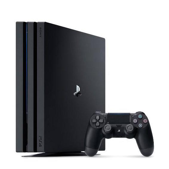کنسول بازی سونی مدل Playstation 4 Pro Region 2 ظرفیت 1 ترابایت