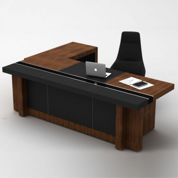 میز مدیریتی فرم فضا مدل وکتور