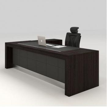 میز مدیریتی فرم و فضا مدل پنلید