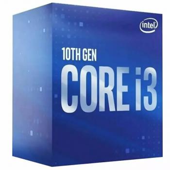 پردازنده اینتل Intel Core i3 10100F Comet Lake